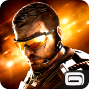App Icon: Modern Combat 5: Blackout