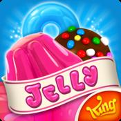 App Icon: Candy Crush Jelly Saga