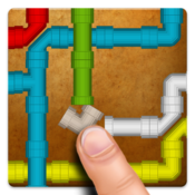App Icon: Pipe Twister