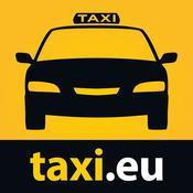 App Icon: taxi.eu – Taxi App für Europa 6.97