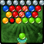 App Icon: Raum Bubble Shooter