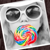 App Icon: Colorful-Splash Filter Fotos!