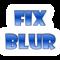 Fix Foto Blur