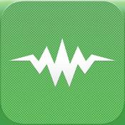 App Icon: Ringtonium Pro - a remarkable ringtone maker with free music library inside. Cut and edit unlimited ringtones, create unique tones and alerts! 3.3.1