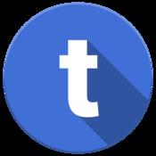 App Icon: Ticklr - Ticker notifications