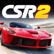 App Icon: CSR Racing 2