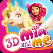 App Icon: Mia and me - Free the Unicorns