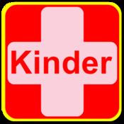 App Icon: Kinder Notfälle