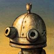 App Icon: Machinarium