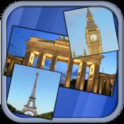 App Icon: Welcher Ort? Quiz