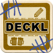 App Icon: Deckl - DAS Bierdeckel Tool