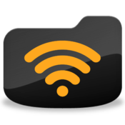 App Icon: WiFi Datei-Explorer PRO