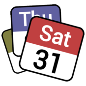 App Icon: Status bar Calendar