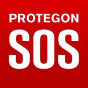 App Icon: Protegon SOS 1.2.1