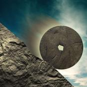 App Icon: Stone Wheel 9