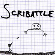 App Icon: Scribattle 1.5
